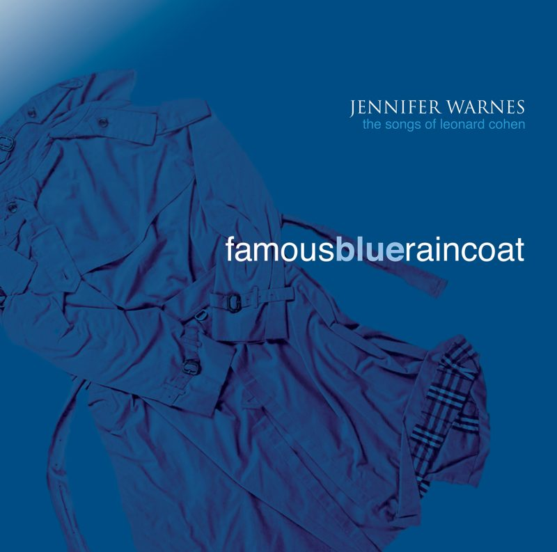 Jennifer Warnes - Famous Blue Raincoat (Blaues Vinyl)