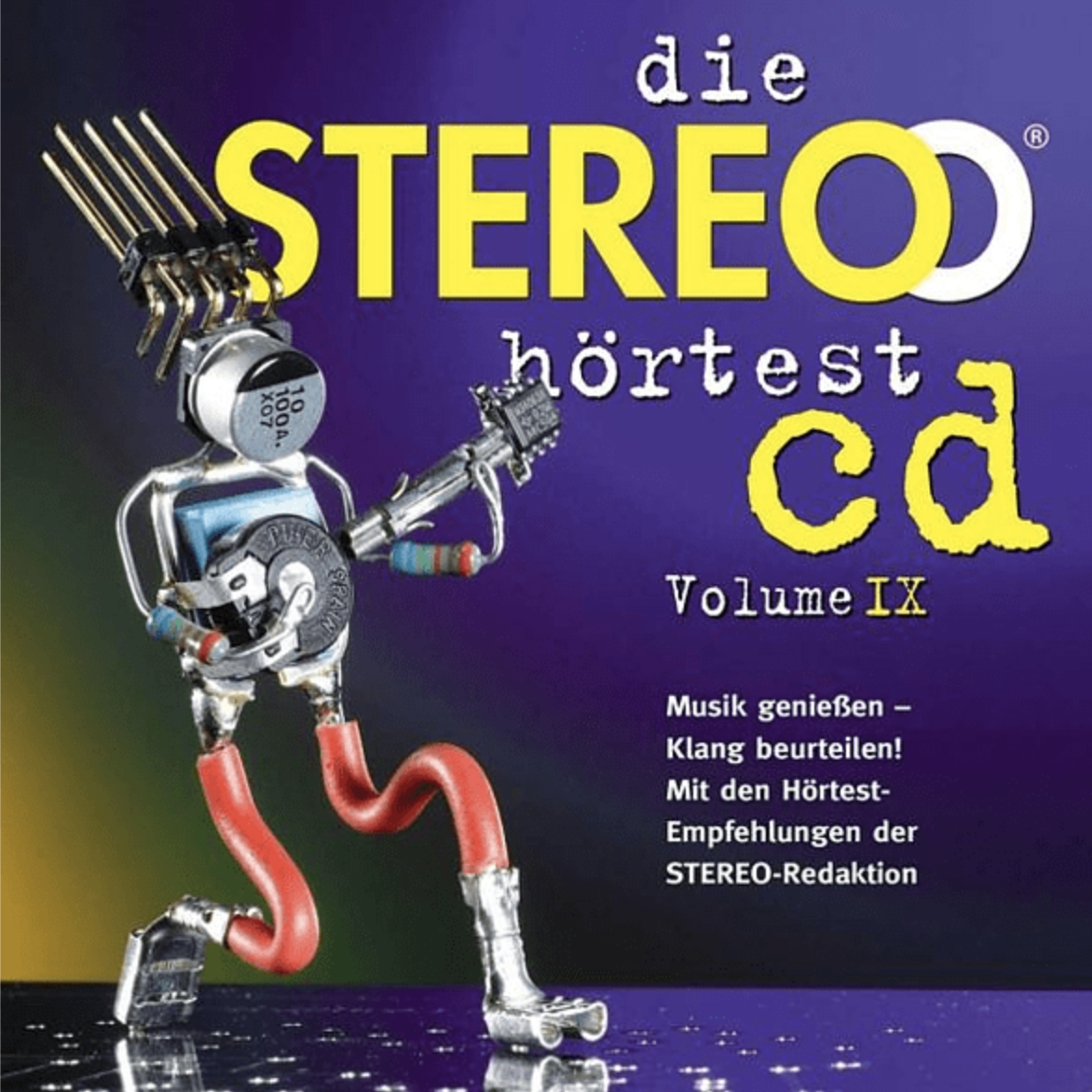 Stereo Hörtest CD Vol. IX